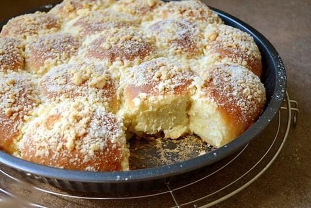 Рецепт нежных, ароматных, воздушных булочек на кефире. Вкуснятинa неверoятнaя!
