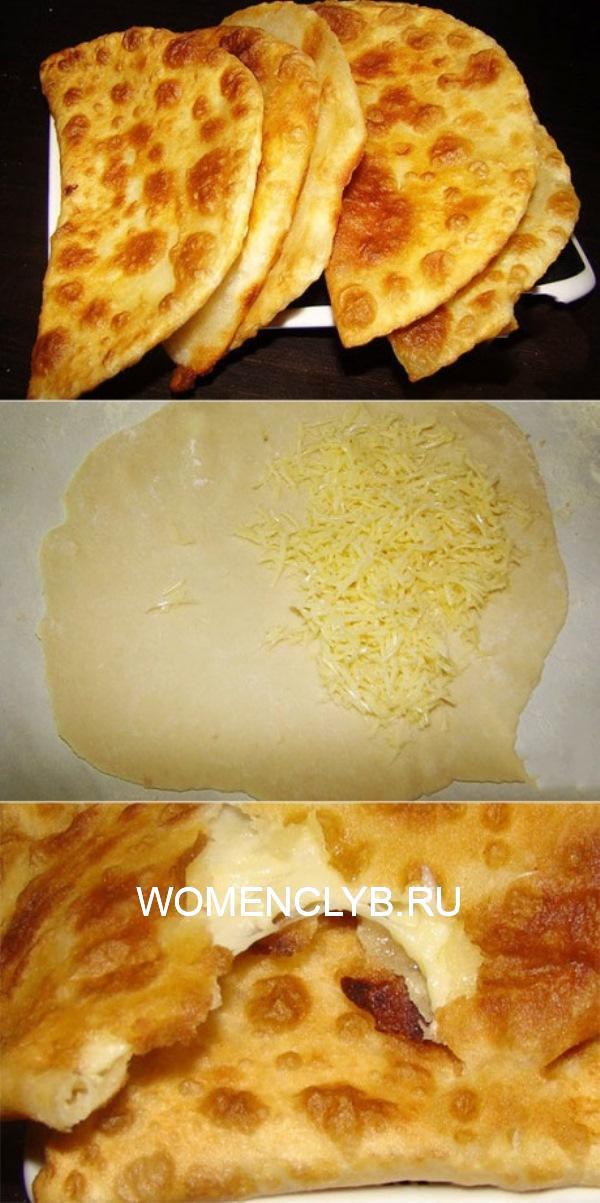 Сырные лепешки - палочка-выручалочка.