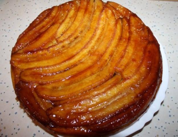 Бананово-карамельный пай. Оригинальное, вкусное и не очень калорийное угощение к чаю. Куда там магазинному!