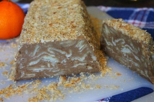Непередаваемо вкусный торт без хлопот. Это надо попробовать! мням!