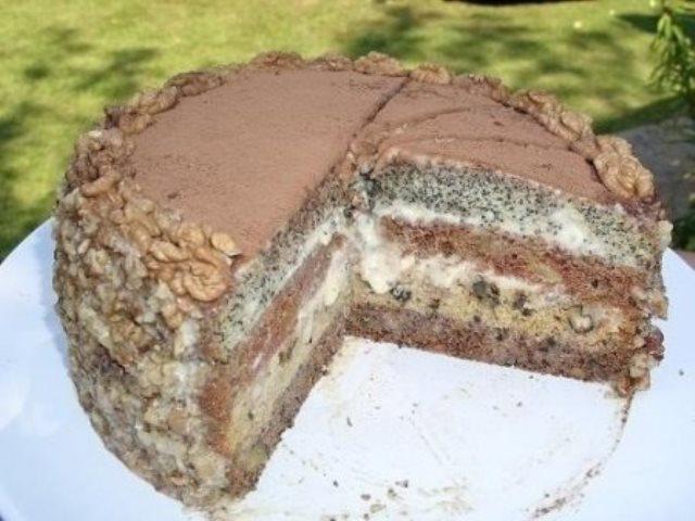 Торт Черный Принц. Получается нечто! Дешего и вкусно!