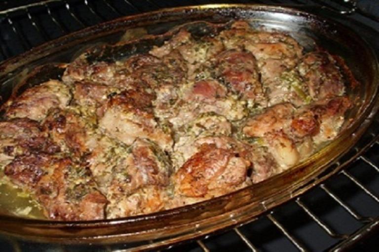 Мясо по-грузински — ВКУСНО И ПРАЗДНИЧНО!