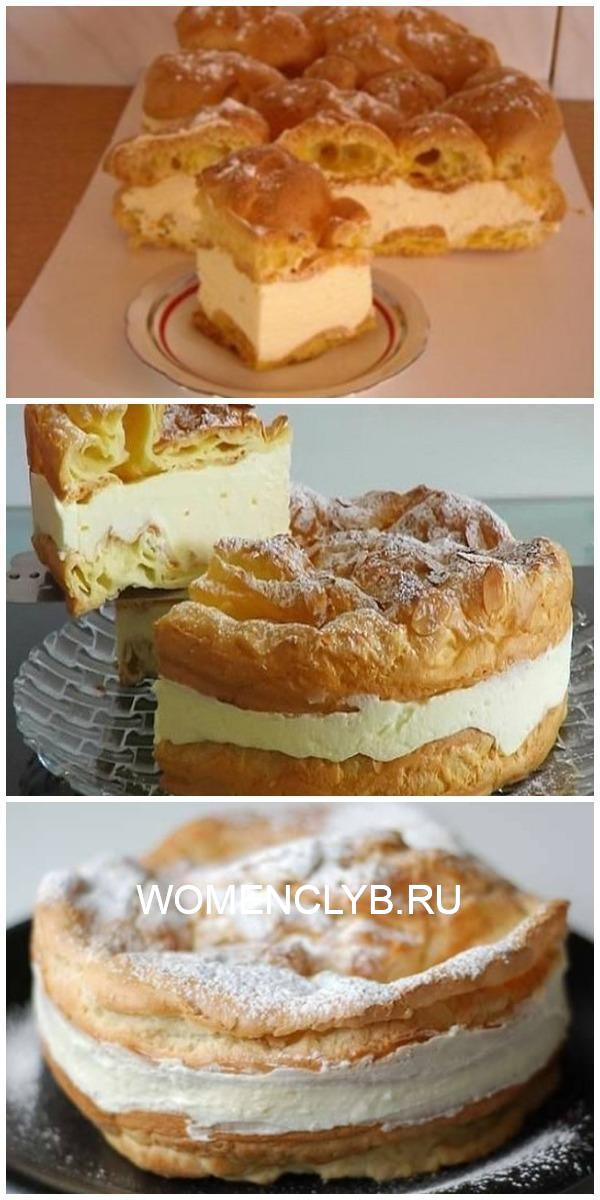 Торт «Карпатка»- любовь с первого кусочка