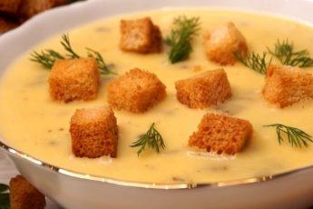 Вся Европа без ума от ласкового грибного крем-супа со сливками. Отменный грибной крем-суп со сливками с ярко выраженным ароматом и нежной текстурой.