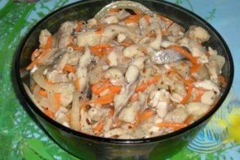 Хе из сельди по-корейски! Из всех вариантов, которые готовила, этот — самый простой и самый любимый. Делюсь с вами!