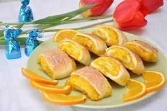 Апельсиновые Печенья. Выпросила Рецепт у соседки!