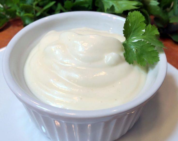 Вкусный домашний майонез без яиц. Вы будете готовить его на все праздники!