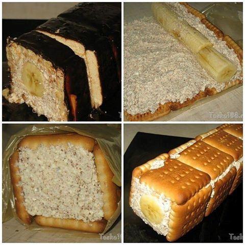 Торт, перед которым невозможно устоять – «ТВОРОЖНЫЙ ДОМИК»