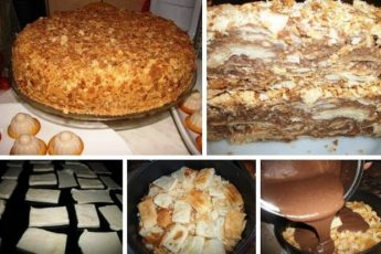 Лучший рецепт вкуснейшего десерта «Наполеон»