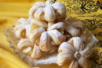 Булочки с ананасом: обычное тесто превращается в вкуснейший десерт