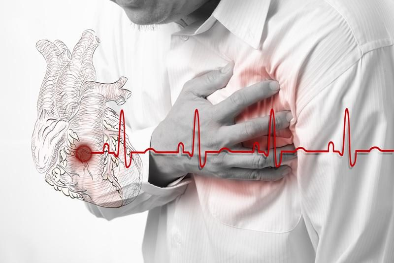 heart-attack-and-heart-beats-cardiogram-background