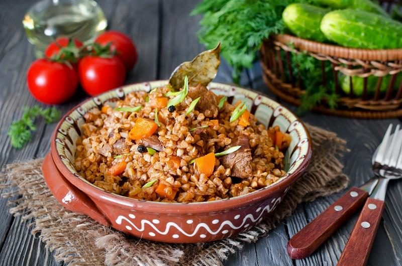 buckwheat-with-meat-and-vegetables