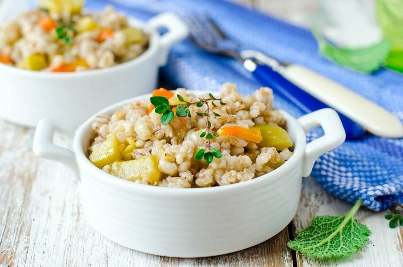 barley-porridge-with-vegetables