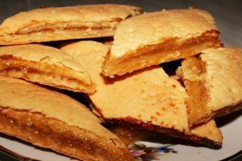 Рецепт ароматного и вкусного лимонного печенья на раз-два-три 1